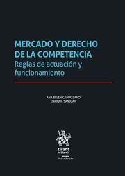 MERCADO Y DERECHO DE LA COMPETENCIA.