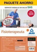 PAQUETE AHORRO Y TEST ONLINE GRATIS FISIOTERAPEUTA DEL SERVICIO ANDALUZ DE SALUD