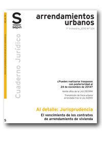 EL VENCIMIENTO DE LOS CONTRATOS DE ARRENDAMIENTO DE VIVIENDA