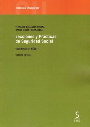 LECCIONES Y PRÁCTICAS DE SEGURIDAD SOCIAL 2019.
