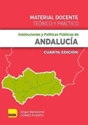 INSTITUCIONES Y POLÍTICAS PÚBLICAS DE ANDALUCÍA