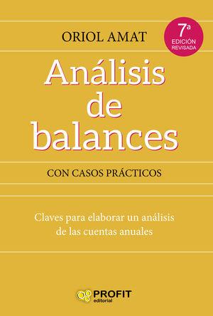 ANÁLISIS DE BALANCES CON CASOS PRACTICOS