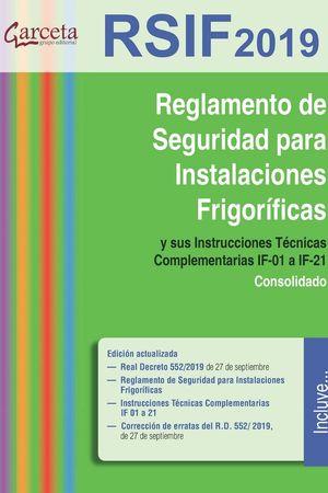 REGLAMENTO DE SEGURIDAD PARA INSTALACIONES FRIGORIFICAS