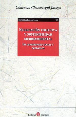 NEGOCIACION COLECTIVA Y SOSTENIBILIDAD MEDIOAMBIENTAL