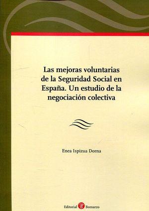 MEJORAS VOLUNTARIAS DE LA SEGURIDAD SOCIAL EN ESPAÑA