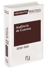MEMENTO AUDITORÍA 2020-2021