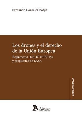 LOS DRONES Y EL DERECHO DE LA UNIÓN EUROPEA