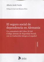 EL SEGURO SOCIAL DE DEPENDENCIA EN ALEMANIA