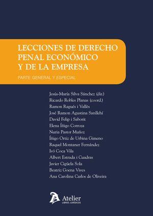 LECCIONES DE DERECHO PENAL ECONOMICO Y DE LA EMPRESA