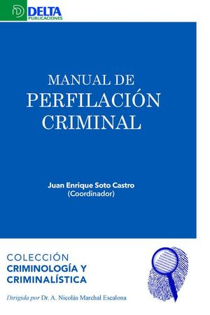 MANUAL DE PSICOLOGIA CRIMINAL