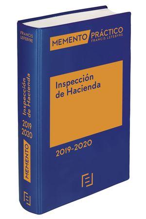 MEMENTO PRÁCTICO INSPECCIÓN DE HACIENDA 2019-2020
