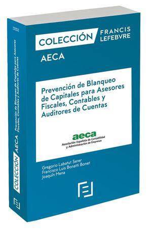 MANUAL PREVENCIÓN DE BLANQUEO DE CAPITALES PARA ASESORES FISCALES, CONTABLES Y A