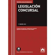LEGISLACION CONCURSAL