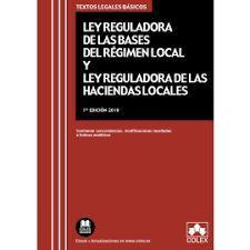 LEY REGULADORA DE LAS BASES DEL REGIMEN LOCAL Y LEY REGULADORA DE LAS HACIENDAS LOCALES