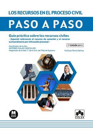 LOS RECURSOS EN EL PROCESO CIVIL. PASO A PASO