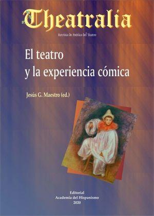 EL TEATRO Y LA EXPERIENCIA CÓMICA