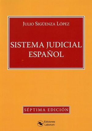 SISTEMA JUDICIAL ESPAÑOL 2019