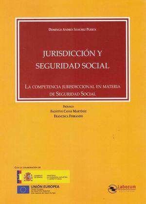 JURISDICCION Y SEGURIDAD SOCIAL