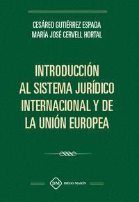 INTRODUCCION AL SISTEMA JURIDICO INTERNACIONAL Y DE LA UNION EURO