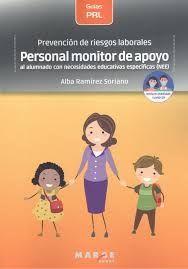 PERSONAL DE MONITOR DE APOYO AL ALUMNADO CON NECESIDADES EDUCATIVAS ESPECÍFICAS (NEE)