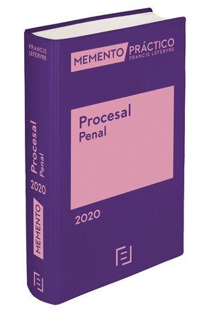 MEMENTO PRÁCTICO PROCESAL PENAL 2020.