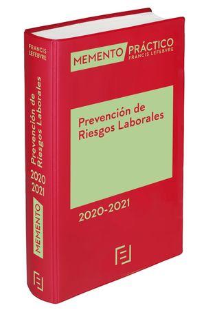 PREVENCIÓN DE RIEGOS LABORALES 2020-2021