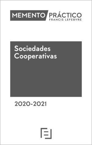 MEMENTO PRÁCTICO SOCIEDADES COOPERATIVAS 2020-2021