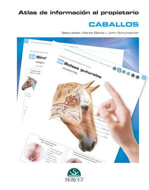 ATLAS DE INFORMACIÓN AL PROPIETARIO. CABALLOS