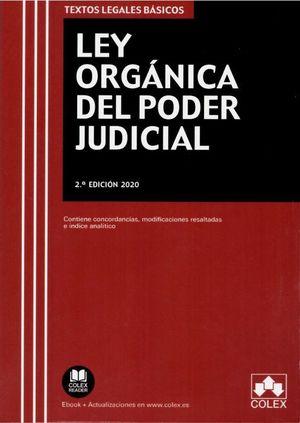 LEY ORGÁNICA DEL PODER JUDICIAL