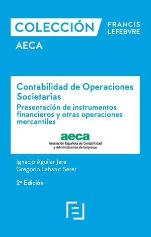 CONTABILIDAD DE OPERACIONES SOCIETARIAS