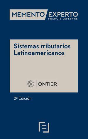 SISTEMAS TRIBUTARIOS LATINOAMERICANOS