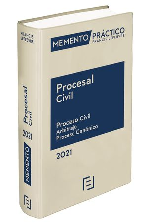 MEMENTO PROCESAL CIVIL 2021