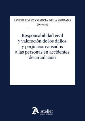 RESPONSABILIDAD CIVIL Y VALORACION DE LOS DAÑOS Y PERJUICIOS CAUSADOS