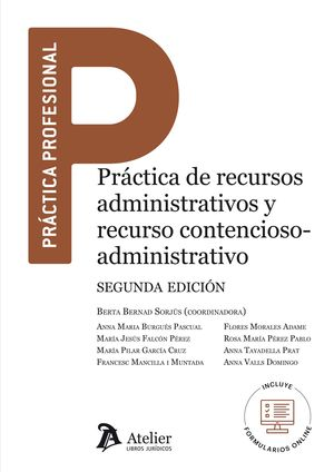 PRACTICA DE RECURSOS ADMINISTRATIVOS Y RECURSO CONTENCIOSO-ADMINI