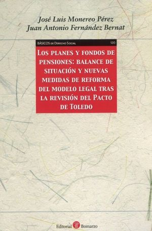 PLANES Y FONDOS DE PENSIONES: BALANCE DE SITUACIÓN