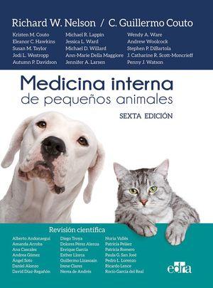 MEDICINA INTERNA DE PEQUEÑOS ANIMALES
