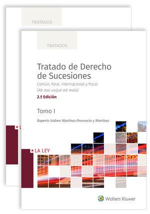 TRATADO DE DERECHO DE SUCESIONES, (2 VOLS)