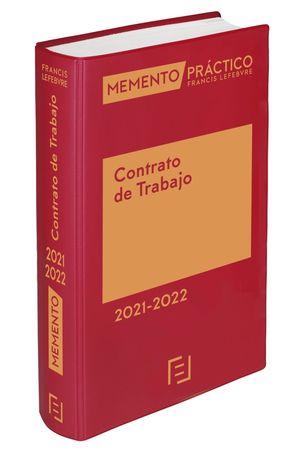 MEMENTO CONTRATO DE TRABAJO 2020-2021