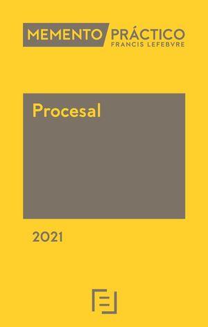 MEMENTO PROCESAL 2021
