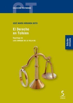 EL DERECHO EN TOLKIEN (EDICIÓN REVISADA)