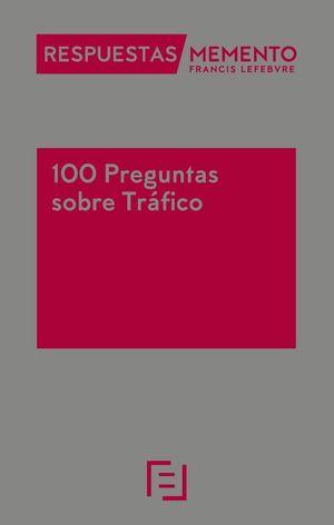 100 PREGUNTAS SOBRE TRÁFICO