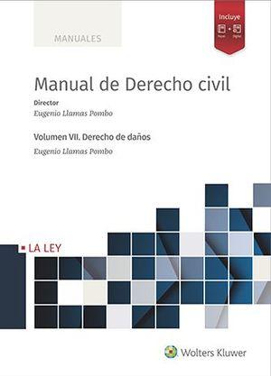 MANUAL DE DERECHO CIVIL. VOL. VII