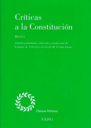 CRITICAS A LA CONSTITUCIÓN