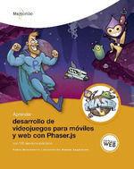 APRENDER DESARROLLO DE VIDEOJUEGOS PARA MOVILES Y WEB CON PHASER.JS