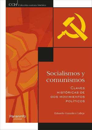 SOCIALISMOS Y COMUNISMOS.