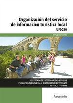 ORGANIZACION DEL SERVICIO DE INFORMACION TURISTICA LOCAL