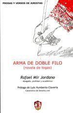 ARMA DE DOBLE FILO