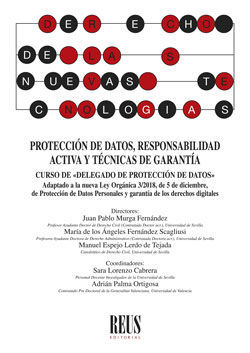 PROTECCION DE DATOS, RESPONSABILIDAD ACTIVA Y TECNICAS DE GARANTIA