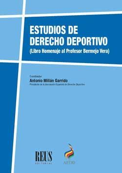 ESTUDIOS DE DERECHO DEPORTIVO