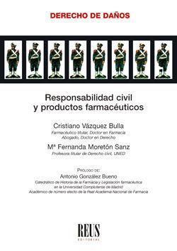 RESPONSABILIDAD CIVIL Y PRODUCTOS FARMACEÚTICOS